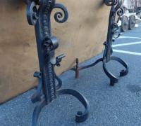 06-antique-iron-andirons