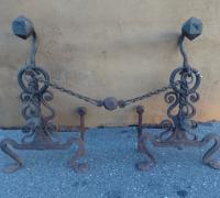 09-antique-iron-andirons