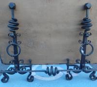 11-antique-iron-andirons