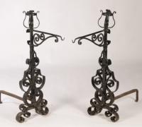 12-antique-iron-andirons