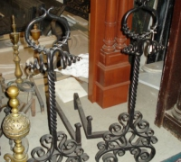 41-antique-iron-and-brass-andirons