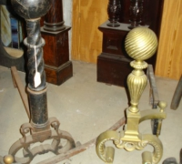 48-antique-iron-and-brass-andirons