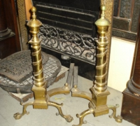 52-antique-brass-andirons
