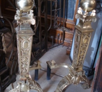56-antique-extra-large-brass-andirons