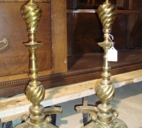 58-antique-brass-andirons