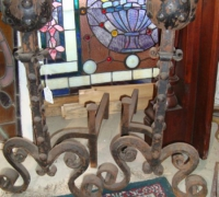 64-antique-iron-andirons