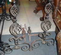 69-antique-iron-andirons