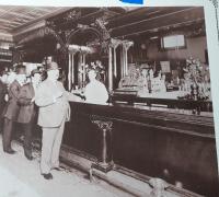 01A...Antique Back Bars in Pennsylvania