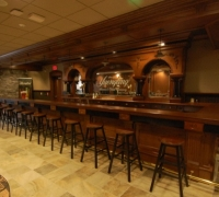 13 A*sold - Back Bar was 8 ft. h - Now 10 ft. H - Front Bar was 16 ft. L - Now 32 ft L - More Pictures # 46 to #47 G
