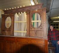 66-antique-oak-back-bar-10-ft-to-20-ft-long