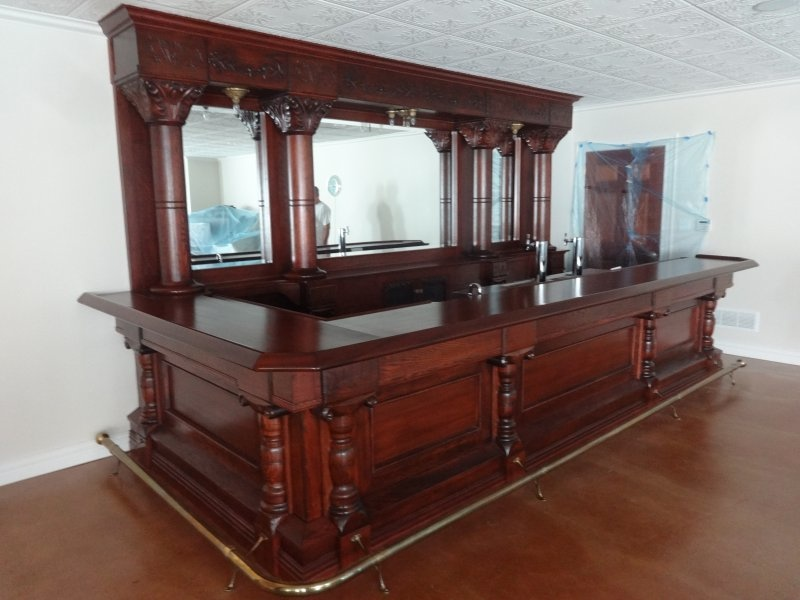 Antique Home Bars Back Bars For Sale Oley Valley