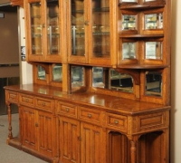 1510 -sold -antique-back-bar-8-ft-8-in-w-x-92-in-h-splits-in-the-center-we-can-widen-length-in