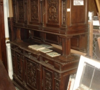 098-antique-back-bar-tall-sideboard