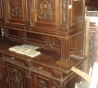 099-antique-back-bar-tall-sideboard