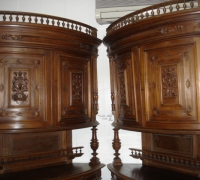117-antique-back-bar-antique-corner-cupboards