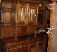135-antique-back-bar-antique-tall-sideboard