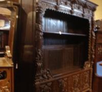 140-sold-antique-back-bar-antique-tall-sideboard