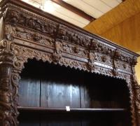141-antique-back-bar-antique-tall-sideboard