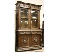 149-antique-back-bar-antique-tall-sideboard