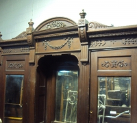 17AA..ALL ABOUT C. 1880...MOST ABOUT 9 FT W X 9 FT HIGH