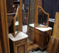 07-antique-inlaid-wood-dresser-with-marble-top-and-mirror