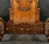 113-antique-carved-bed