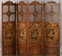 122-antique-fine-caved-tapestry-and-caned-screen-circa-1880