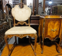 73-antique-carved-end-table-and-chair
