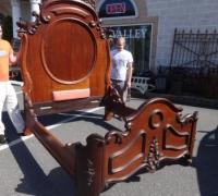 93-antique-carved-bed
