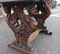 63-antique-carved-bench-table