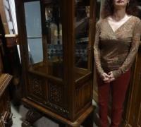 123- sold -antique-carved-display-cabinet