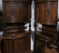 15-pair-of-antique-carved-corner-cupboards