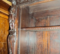 128-antique-carved-bookcase