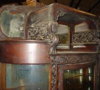 35-antique-carved-china-closet