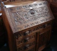 05-antique-slant-front-carved-desk