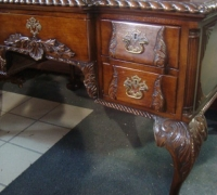 266-antique-carved-desk