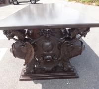 108-great-antique-carved-desk-98-x-42-x-33