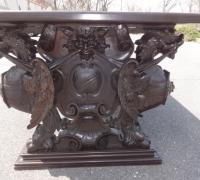 109-great-antique-carved-desk-98-x-42-x-33