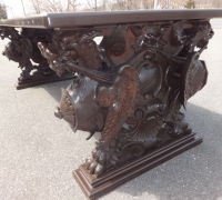 122-great-antique-carved-desk-98-x-42-x-33