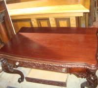 265-sold-antique-lady-carved-desk