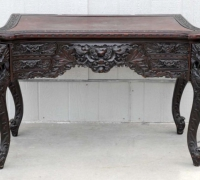 40-antique-carved-desk