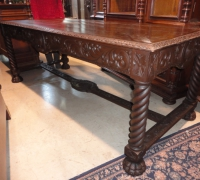 57-antique-carved-desk