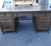 72-antique-carved-desk