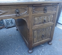 73-antique-carved-desk