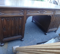 75-antique-carved-desk