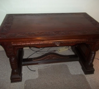 88-sold-antique-griffin-carved-desk