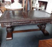 92-sold -great-antique-carved-desk-38-x-64