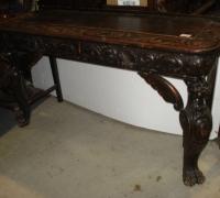 97-sold-antique-griffin-carved-desk