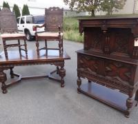 09-antique-carved-dining-room-set