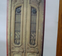 26 -sold -Before.....Antique Beveled & Stained Doors for Sale in PA